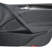 VW Golf 6 » nur 4-türig « Doorboards mit 3-Wege Soundsystem