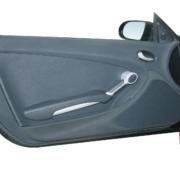 Mercedes SLK R 171 Roadster Doorboards mit 3-Wege-Soundsystem