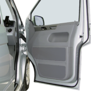 VW T5 Multivan Doorboards mit 3-Wege Soundsystem