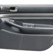 Audi A4 Doorboard Soundsystem