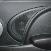 MINI ONE / COOPER / CLUBMAN R55 / R56 / R57 alle Modelle, Generation 2 Rearsystem mit 2-Wege-IN-DOOR-Soundmodul