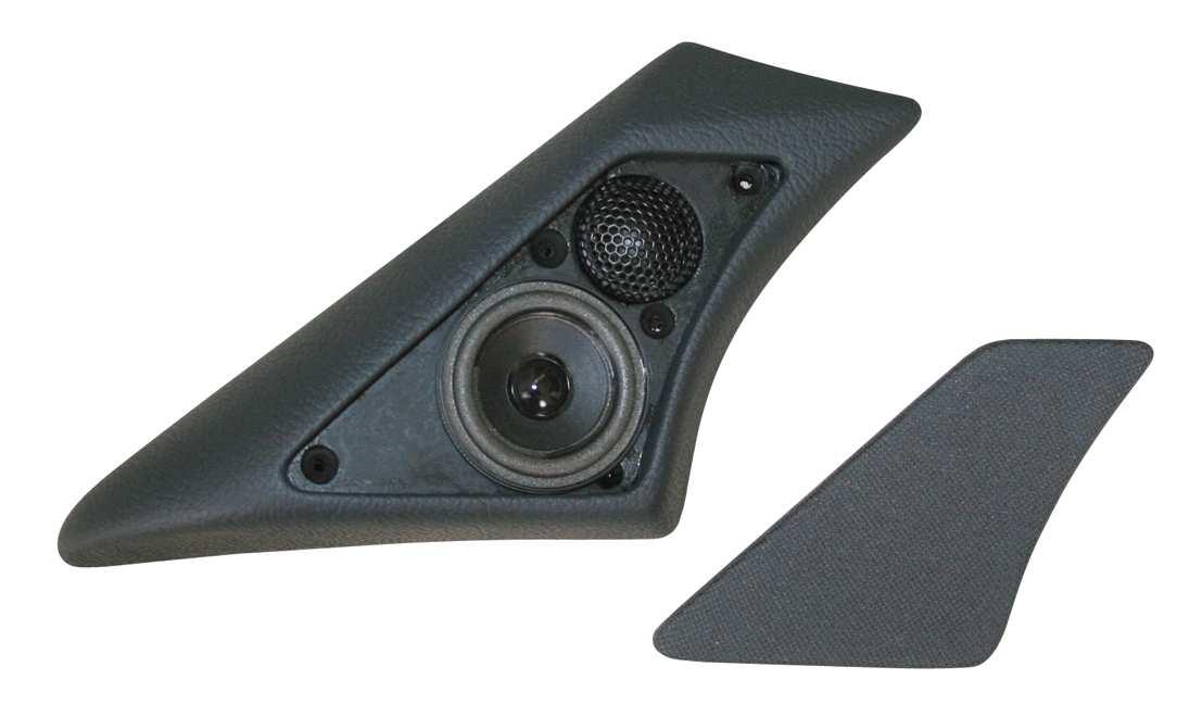 vw t5 soundsystem fahrerhaus mit 165mm power woofern. Black Bedroom Furniture Sets. Home Design Ideas