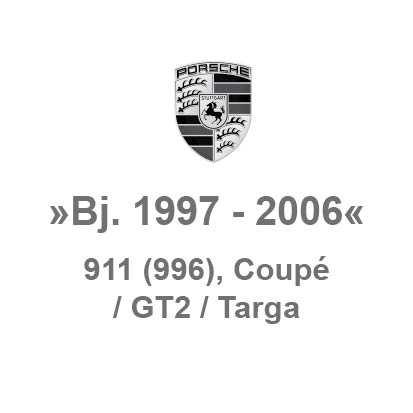 911 (996) Coupé / GT2 / Targa