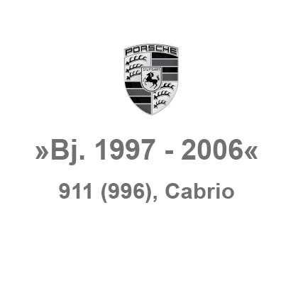 911 (996) Cabrio