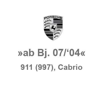 911 (997) Cabrio