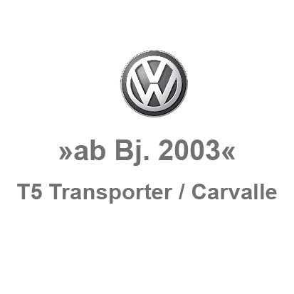 T5 Transporter/Caravelle