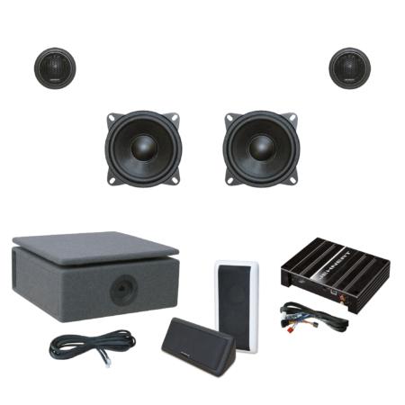 2-Wege Soundpaket 2 Integrierte Modelle