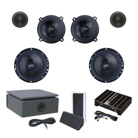 3-Wege Soundpaket 2 Fahrerhaus