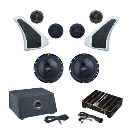 Soundpaket Ford Transit Tourneo Custom