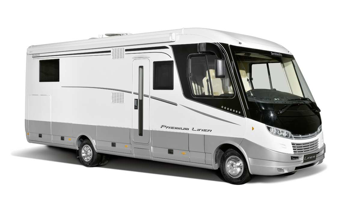 Integrated motorhomes