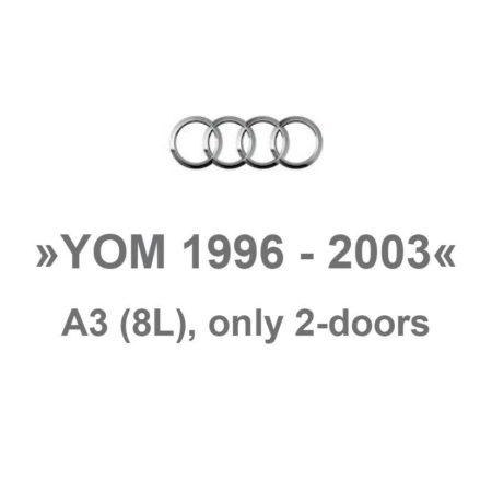 8L » only 2-doors «