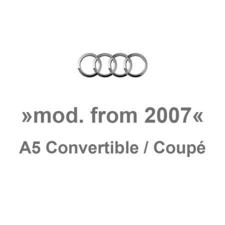 A5 Convertible / Coupé