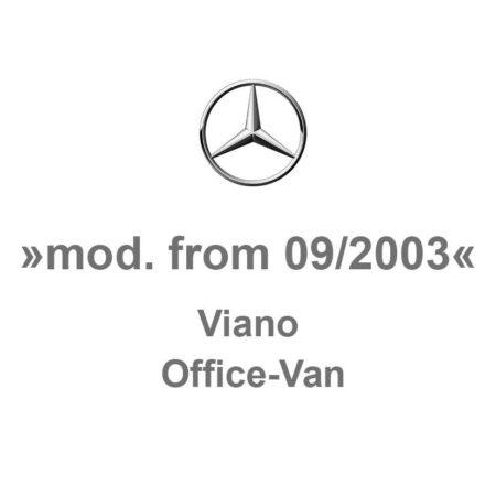 Viano Office-Van