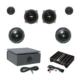 3-Wege Soundpaket 1 Integrierte Modelle