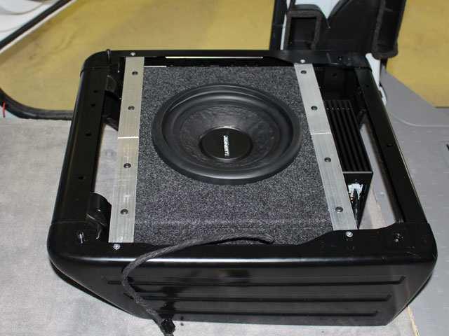 Subwoofer - 17016 (Quadcoil)