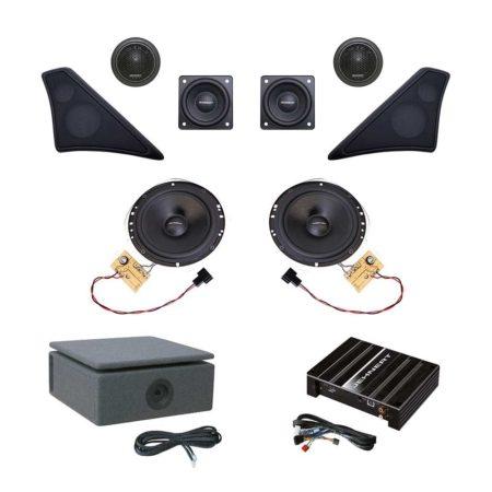 Mercedes Sprinter Soundpaket 1 Abdeckklappen