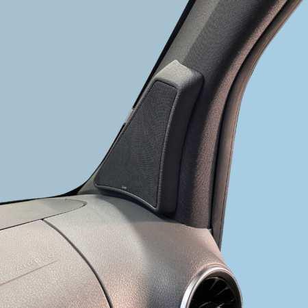 Mercedes Sprinter W907/W910 Soundsystem Mittelhochton-Modul A-Säule