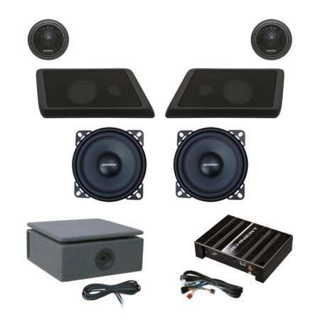 2-way sound package-1-cab-incl-LP-recording