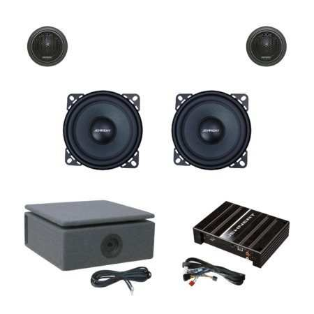 2-way sound package 1 cab without speaker recording