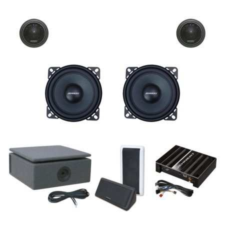 2-way sound package 2 »without speaker mounting«