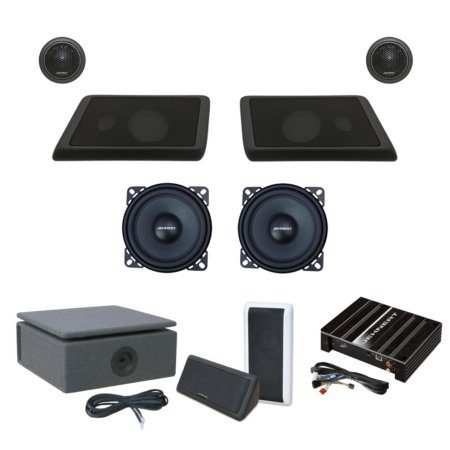 2-way sound package 2 incl. speaker mount, Fiat Ducato from YOM .18