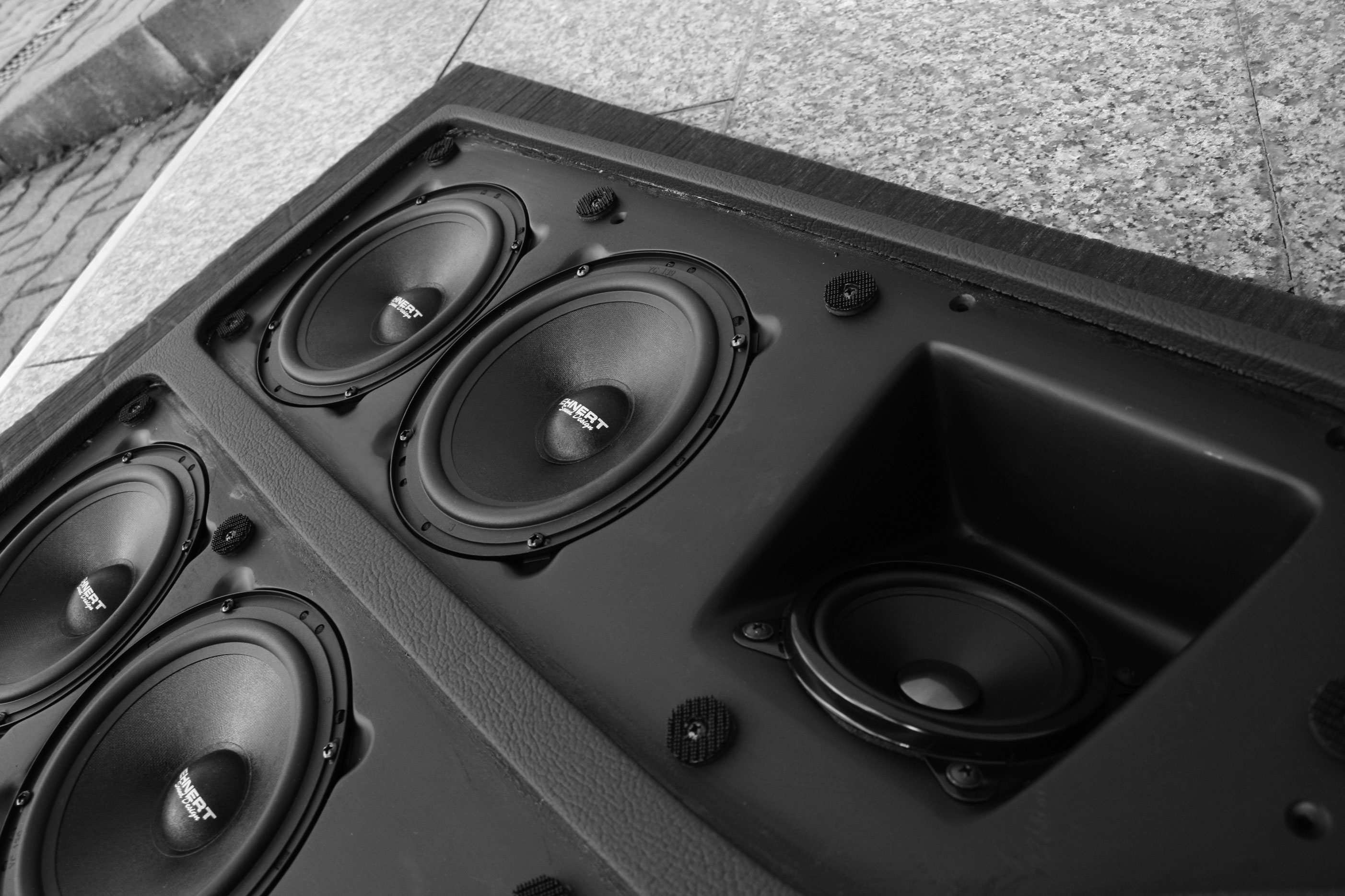 Doorboards & Soundsystems