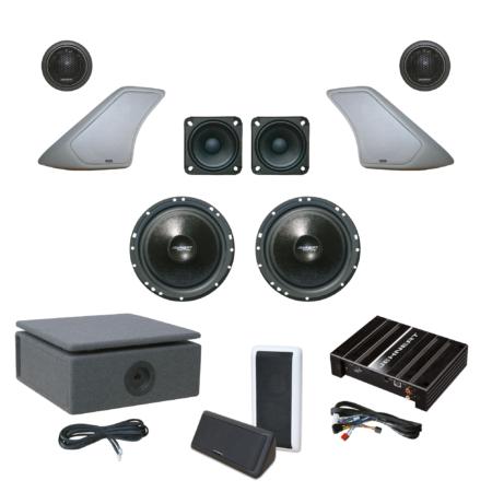 Ford-Transit Soundpaket 2 Produktbild