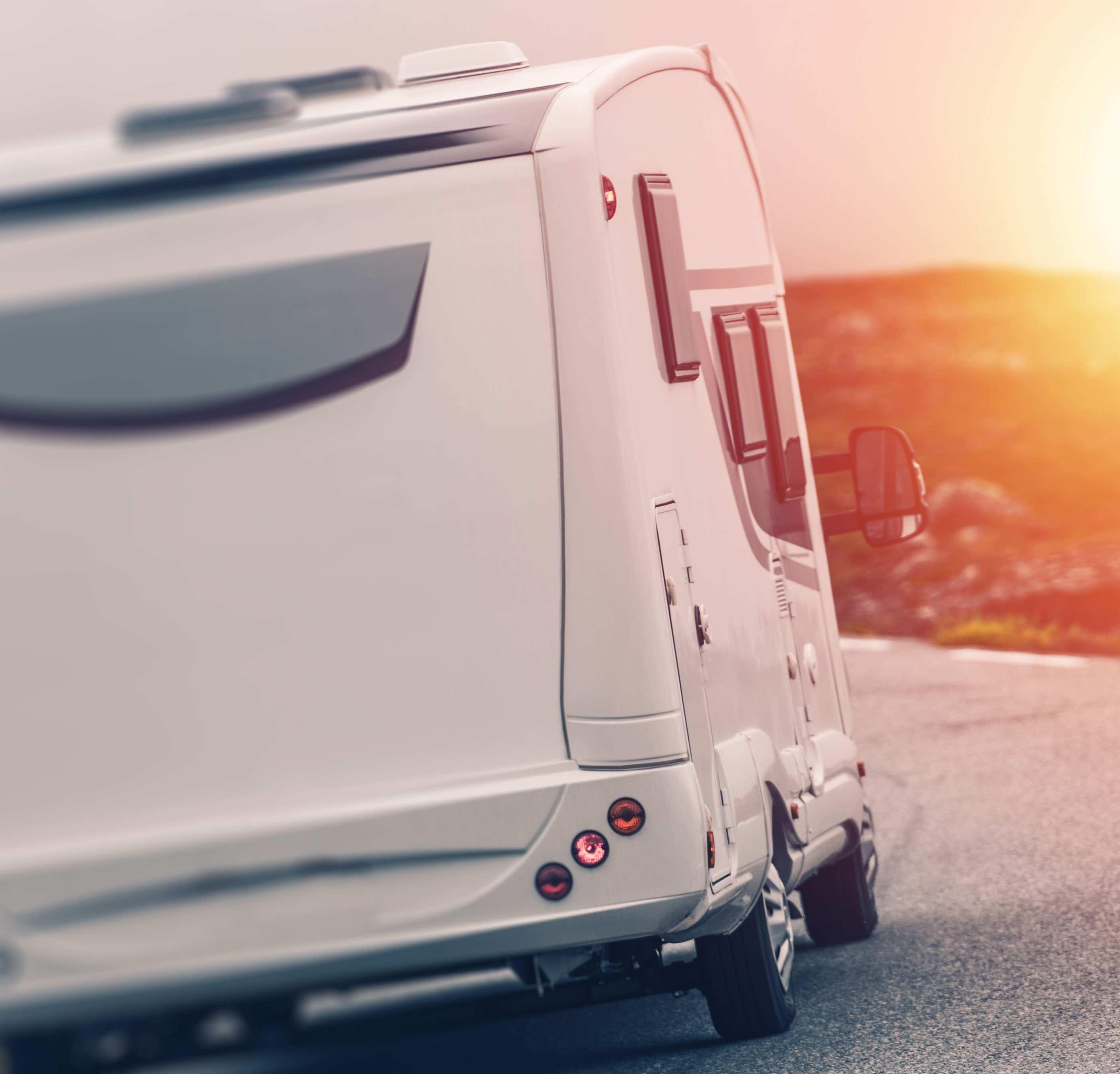 Motorhomes & Caravan