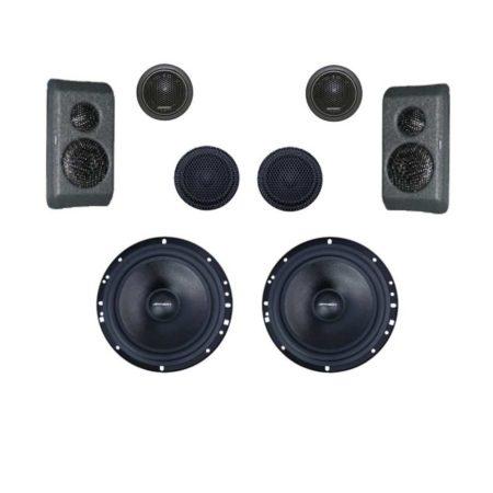 Soundpaket 1 Fahrerhaus Integrierte