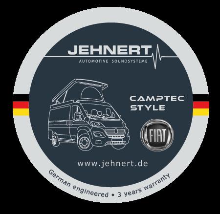 CampTec für Ducato Serie 8