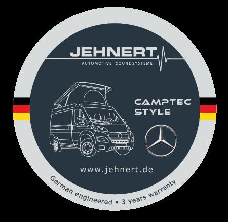CampTec Style für Mercedes Sprinter (ab Bj. 2018)