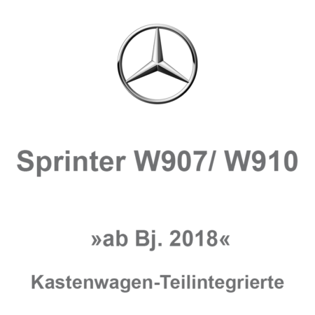 Sprinter W907/W910