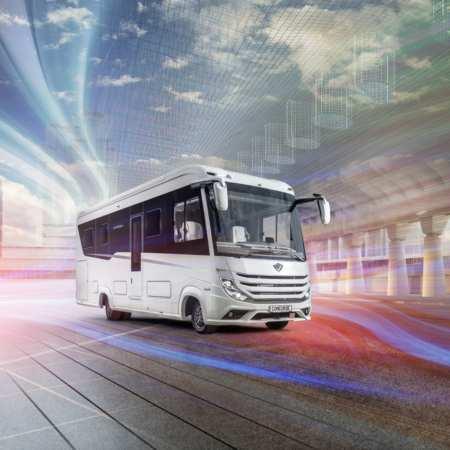 Integrierte Reisemobile »Liner Klasse«