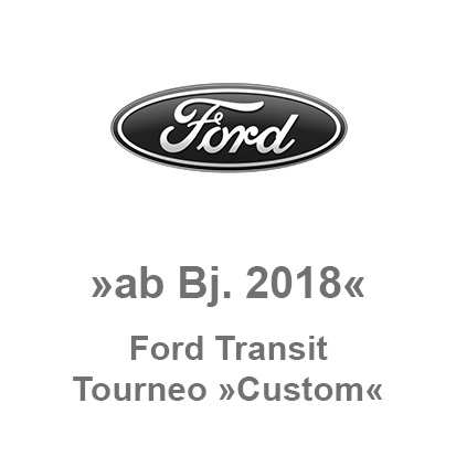 Ford Transit Custom, ab Bj. 2018