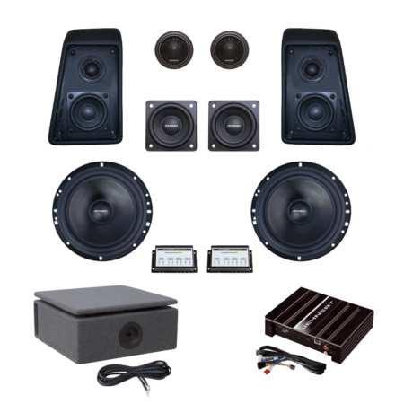 Maxi Liner sound package 1