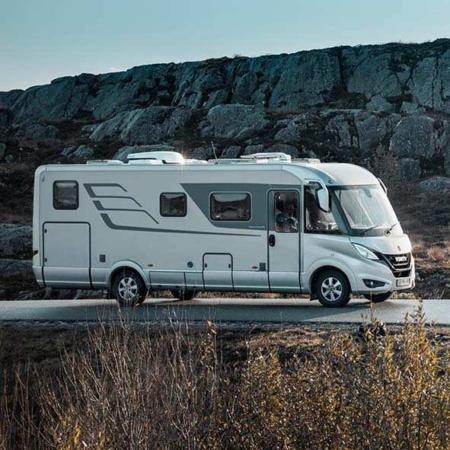 Integrierte Reisemobile