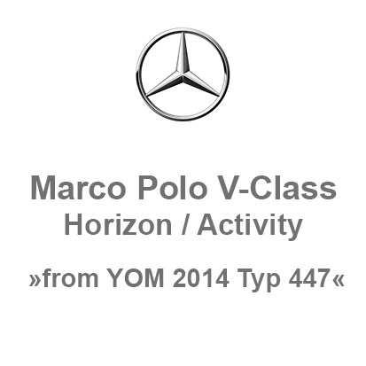 Marco Polo / Horizon/ Activity / V-Class