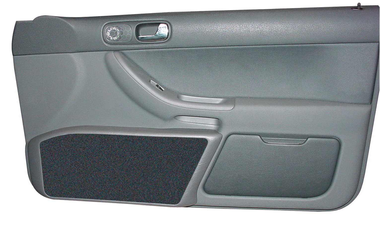 Audi A3 8L - Doorboards with 3-way soundsystem