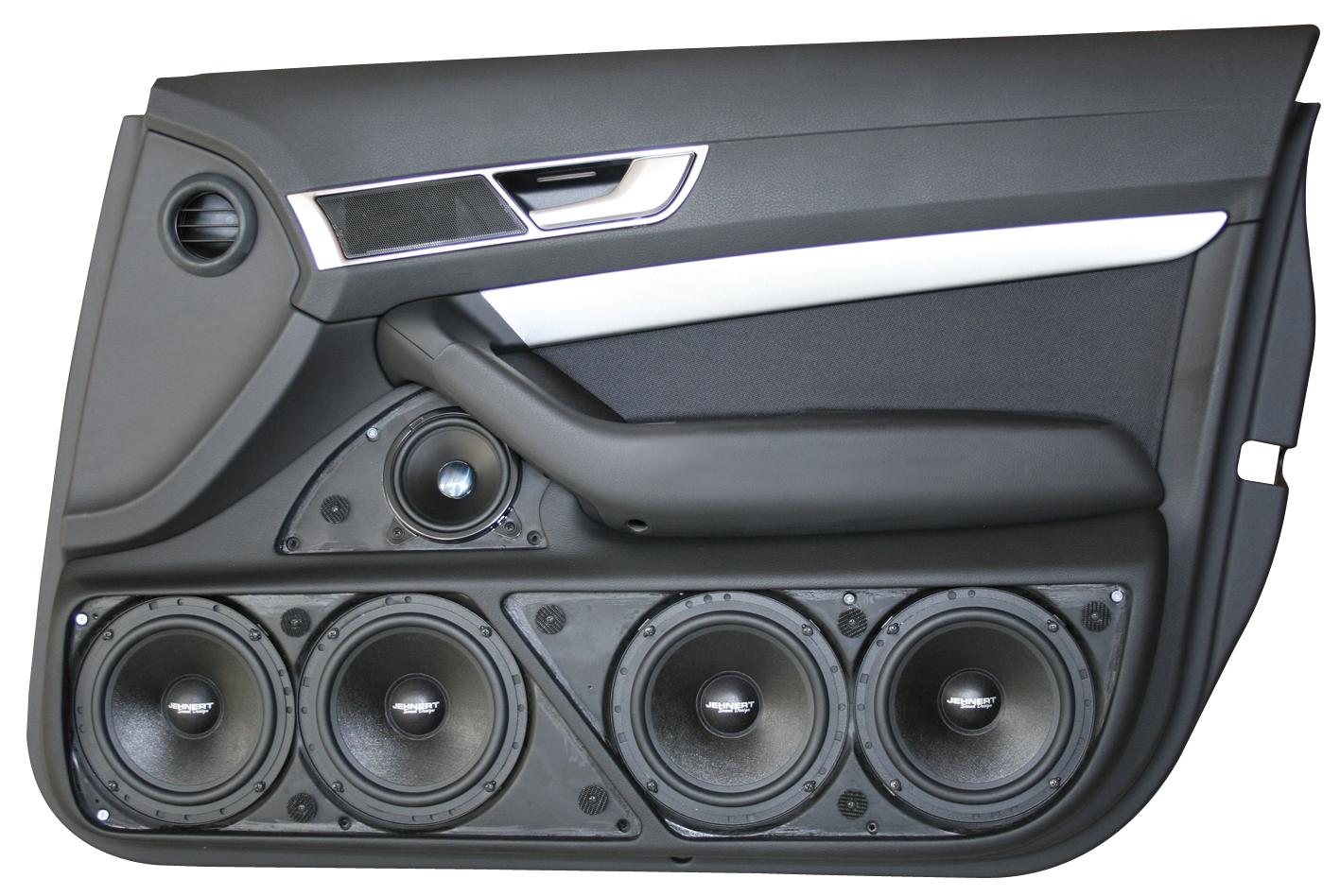Audi A6 4f Doorboards Mit 3 Wege Soundsystem Jehnert
