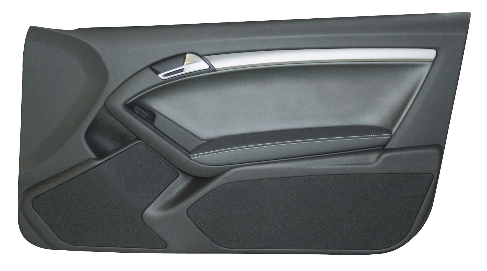 Audi A5 - Doorboards with 3-way soundsystem