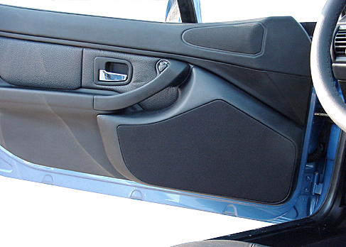 Bmw Z3 Doorboards Mit 3 Wege Soundsystem Jehnert Sound Design Automotive