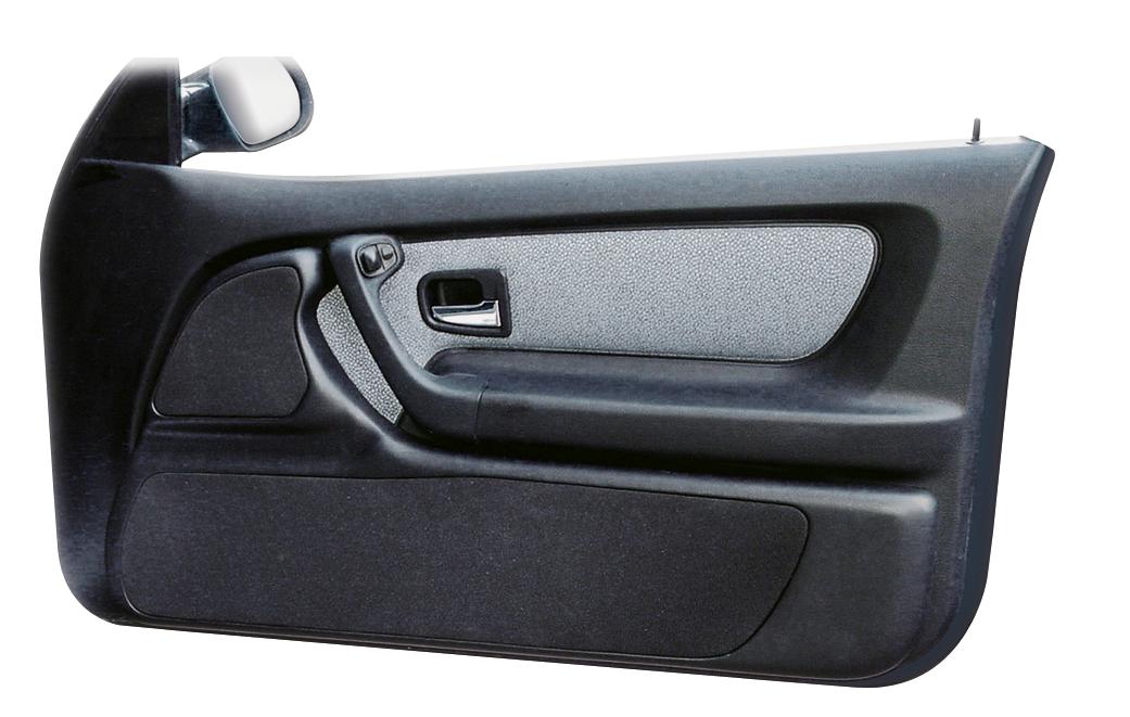 Bmw 3er E36 Compact Doorboards Mit 3 Wege Soundsystem