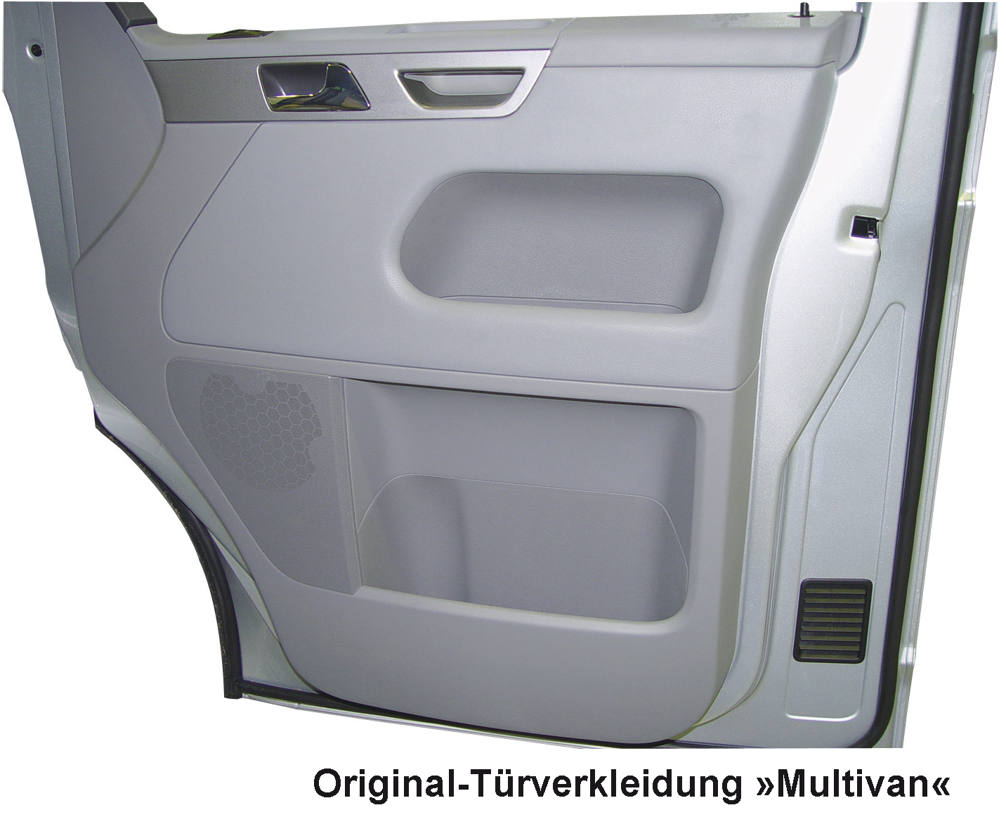 vw t5 multivan doorboards mit 3 wege soundsystem. Black Bedroom Furniture Sets. Home Design Ideas